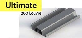 Ultimate louvre 200